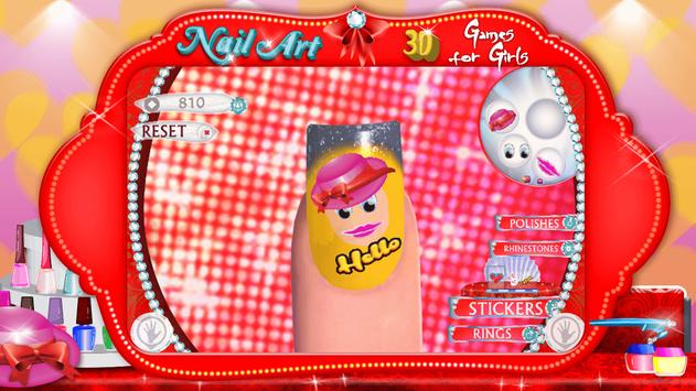 3d Nail Art Games For Girls Apk Download Free Lifestyle App For
