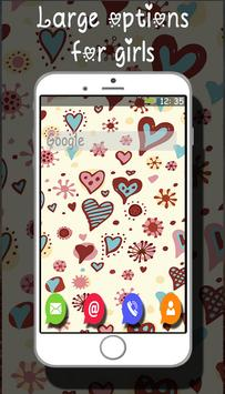Girly HD wallpapers (backgrounds) screenshot 3