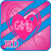 Girly Wallpapers And Backgrounds icon