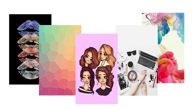 Girly Wallpapers HD Screenshot 6