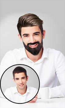 Hair & Beard  Photo Editor 2018 screenshot 2