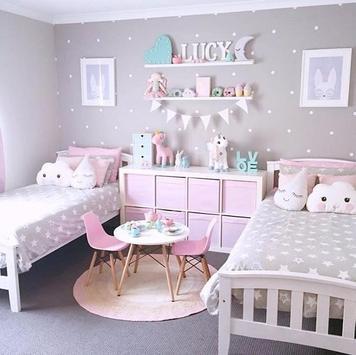 Girl Bedroom Designs poster