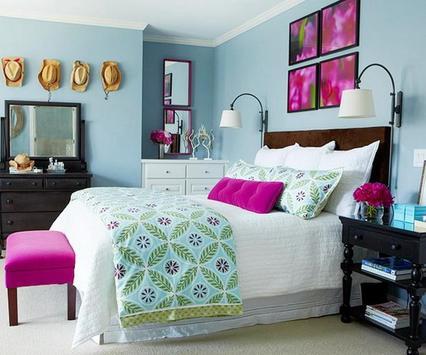 Girl Bedroom Designs apk screenshot
