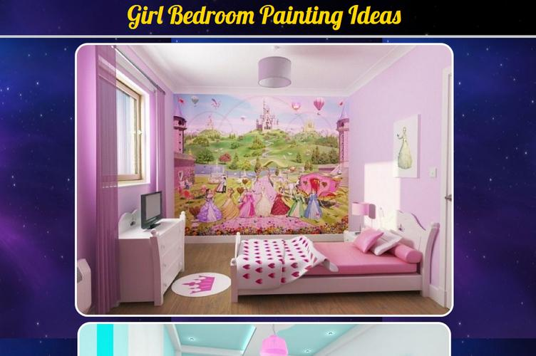 Girl Bedroom Painting Ideas For Android Apk Download