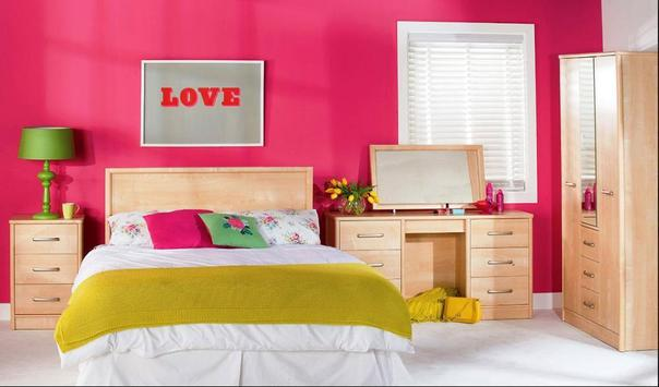 Girl Room Decorating Ideas apk screenshot