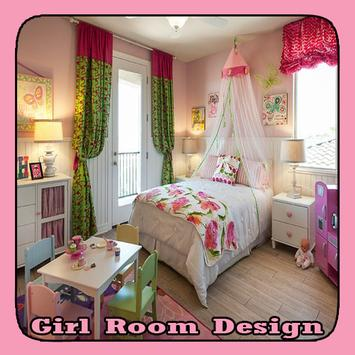 Girl Room Design poster