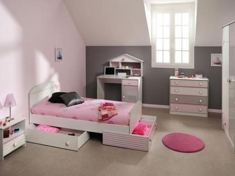 Girl Room Interior Design screenshot 3