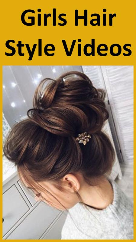 Girls Hairstyle Videos For Android Apk Download