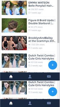 Cute Girl Hairstyles screenshot 3