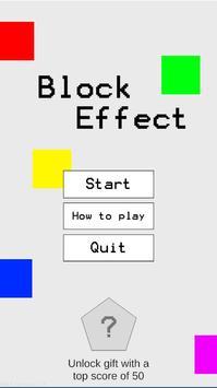 Block Effect poster