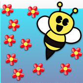 Bizzy Bee Tap Game icon