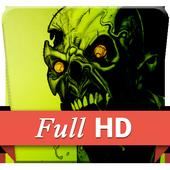 Zombie Adventures Coffer LWP icon