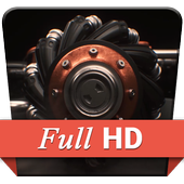 Machinery Gear Wheel 4K LWP icon