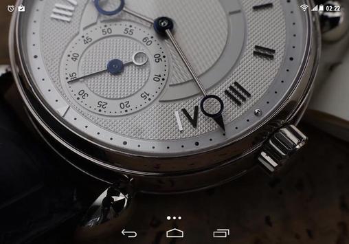 Real Old Clock 3D Live WP apk screenshot