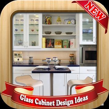 Glass Cabinet Design Ideas poster