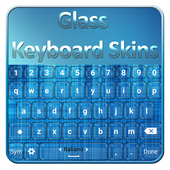 Glass Keyboard Skins icon