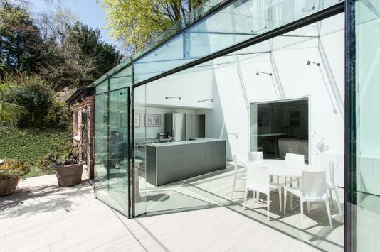 Glass House Design Ideas screenshot 4