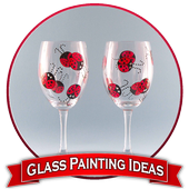 Glass Painting Ideas icon