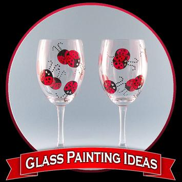 Glass Painting Ideas poster