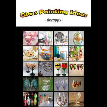 Glass Painting Ideas screenshot 1