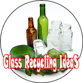 Glass Recycling Ideas icon