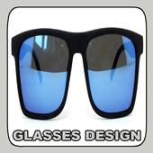 Glasses Design icon
