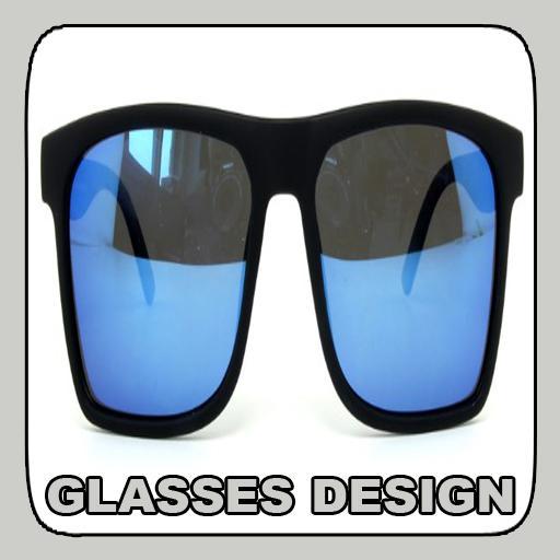 Glasses Design poster