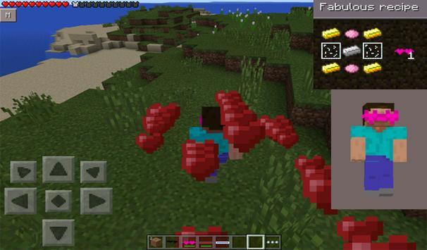 HD Glasses items Mod for Minecraft MCPE apk screenshot