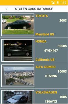 Stolen Car App >> Stolen Car Checker Apk Download Free Auto Vehicles App For