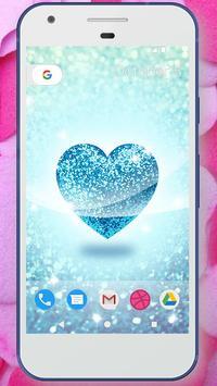 Glitter Love Wallpaper screenshot 1