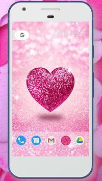 Glitter Love Wallpaper screenshot 4
