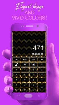 Glitter Calculator - Stylish Calculator screenshot 7