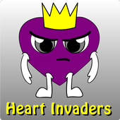 Heart Invaders icon