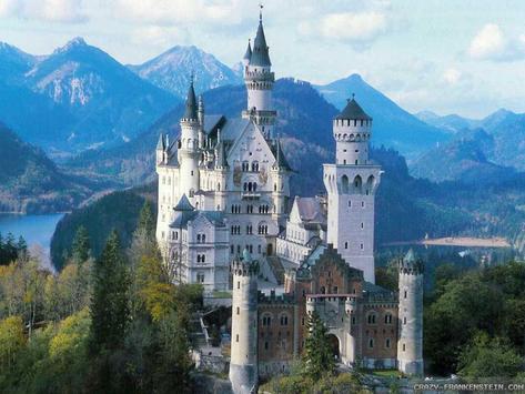 Castle Live Wallpaper apk screenshot