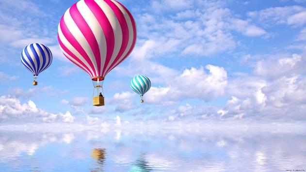 Balloon Live Wallpaper poster