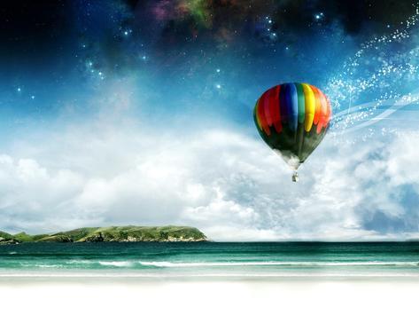 Balloon Live Wallpaper apk screenshot