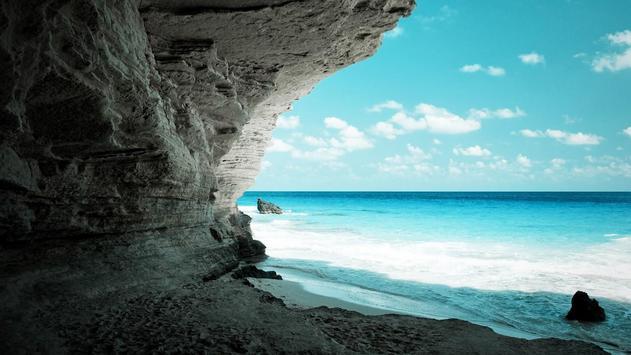 Beach Live Wallpaper poster