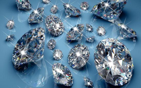 Diamond Live Wallpaper apk screenshot