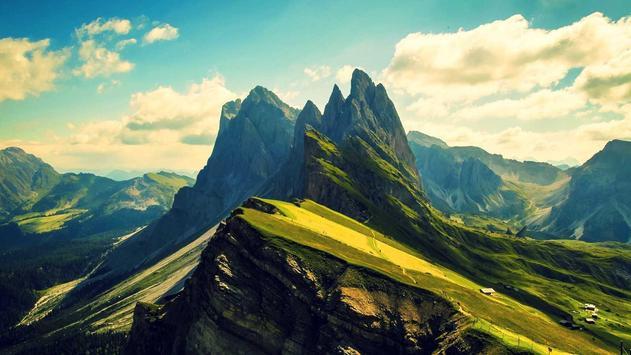 Mountain LIve Wallpaper apk screenshot