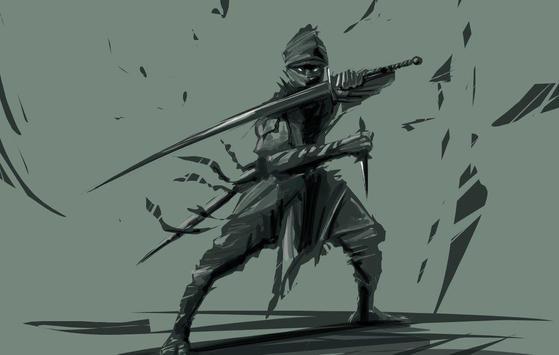 Ninja Live Wallpaper poster