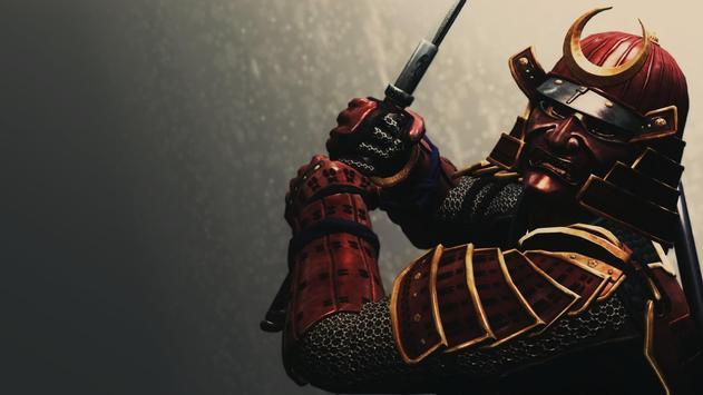samurai Live Wallpaper apk screenshot