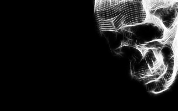 Skull Live Wallpaper poster