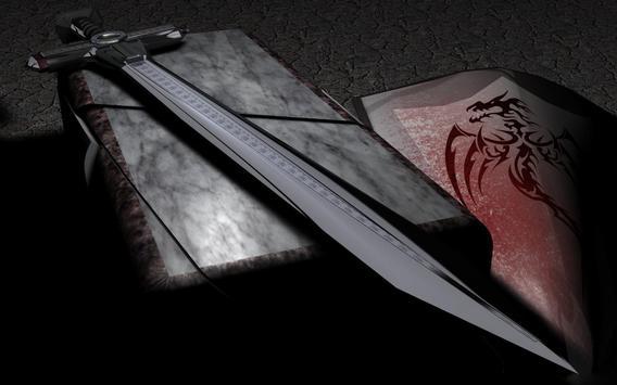 Sword Live Wallpaper apk screenshot