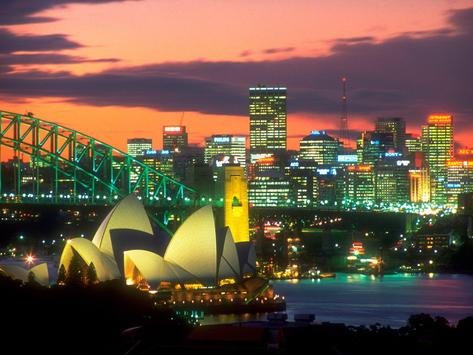 Sydney Live Wallpaper apk screenshot