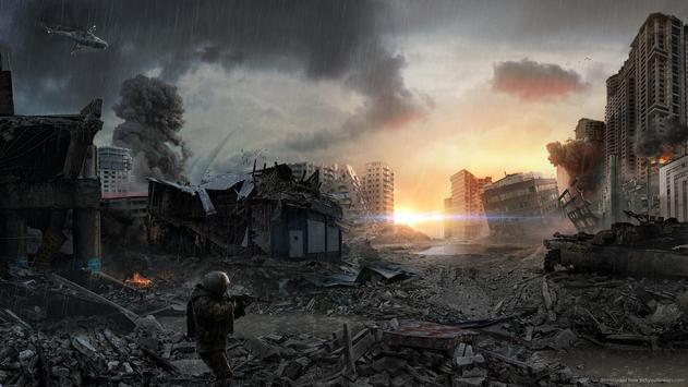 War Live Wallpaper Poster Apk Screenshot
