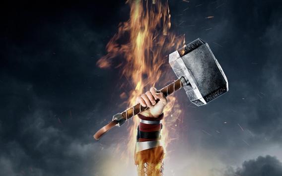 Thor Live Wallpaper apk screenshot