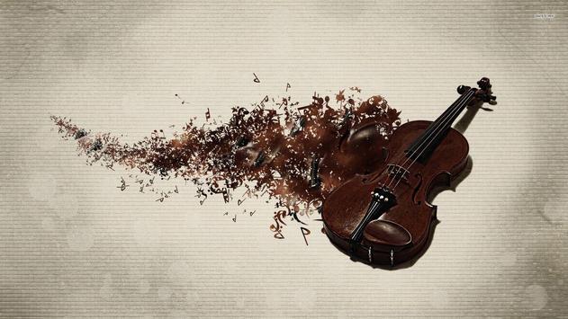 Violin Live Wallpaper apk screenshot