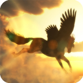Pegasus Live Wallpaper icon