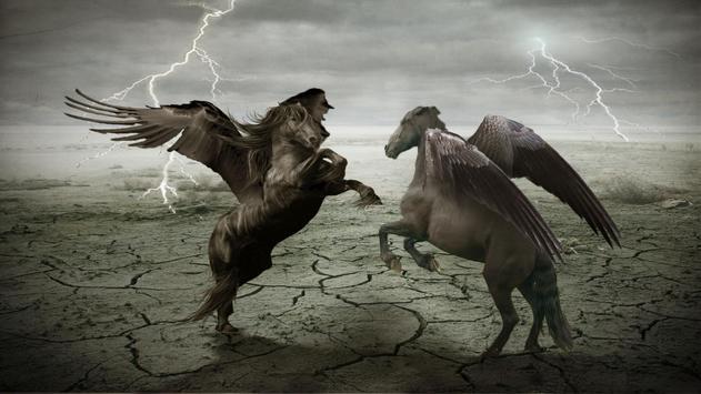 Pegasus Live Wallpaper apk screenshot