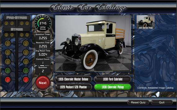 Classic Car Challenge poster